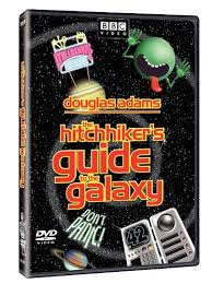 Hitch hikers <br />gide to the Galaxy